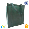 Rational construction extra large shoulder bottle wine non woven shoping tote bag