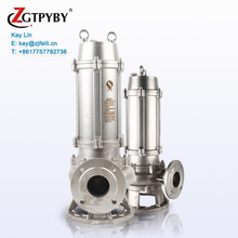 china stainless steel electric water pumps Submersible Sewage Pump for Mining