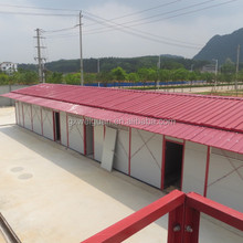 Prefab well house Portable cabin office ,school , construction site houses prefabricated homes modern