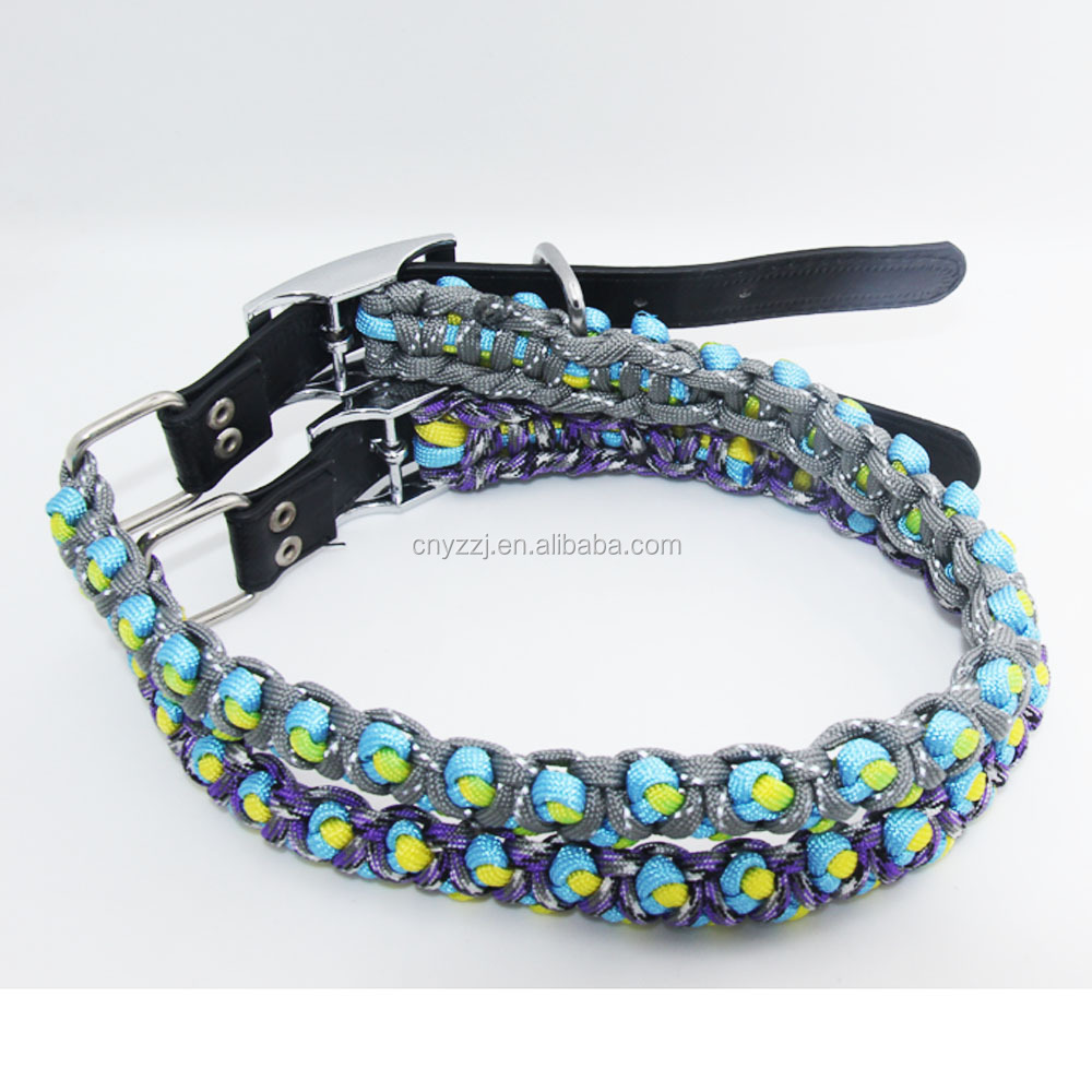 2017 Hot Selling Pet Accessories Pet Dog Training Collar for Dogs Cats Pet