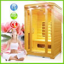 2014 New Product Wholesale Price Infrared Sauna Shower Combination GW-201