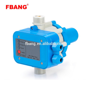 Wenzhou manufacture wholesale automatic pressure controller for electric water pump