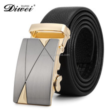 Wholesale Mexican Automatic Buckle Leather Belt For Men