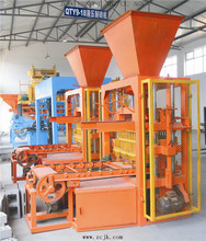 ZCJK QTJ4-35 automatic fly ash brick making machine in india price sand brick making machine