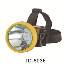 rechargeable led headlamp 1200 Lumen custom elastic bands head lamp