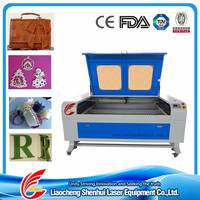 G690 universal 80W CO2 laser engraving machine, routing machine with high quality