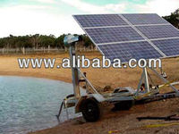 solar energy irrigation systems