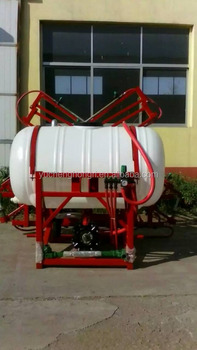 Tractor rear mounted boom sprayer price