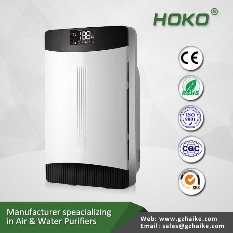 HEPA Filter cleaning the air, air wash machine air purifier for children