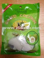 Young Dried Coconut Chips Snacks