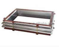 Duct pipe system Expansion Joint Stainless Steel