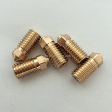 OEM high precision small order threaded dowel copper pin