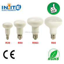 High Efficiency Plastic Reflect Light R80 Led Bulb 10w 12W E27 Led R LAMP