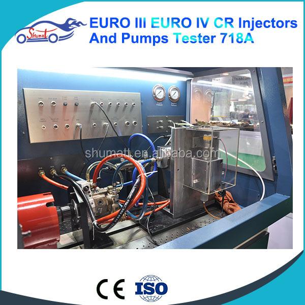 Common Rail Diesel Injection Pump Test Bench Zqym 718 A