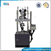 RIG Brand Bush Endurance Durability Tester Machine china factory Testing Methods for Rubber Dynamic Characteristic