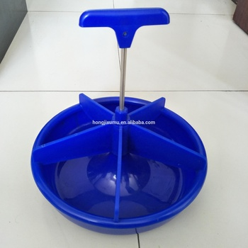 Hot sale Swine /piglet plastic feeding creep feeder/trough