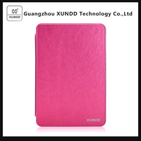 [XUNDD]Alibaba Best Selling PU Leather Smart Tablet Cover Case for iPad Mini