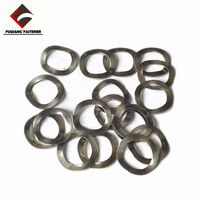 Factory supply Metric stainless steel waved spring washers