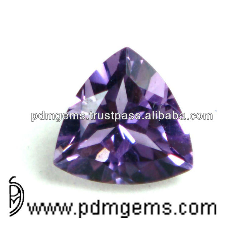 Amethyst Trillion