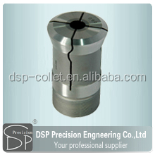 4 jaw power collet chuck for cnc machine
