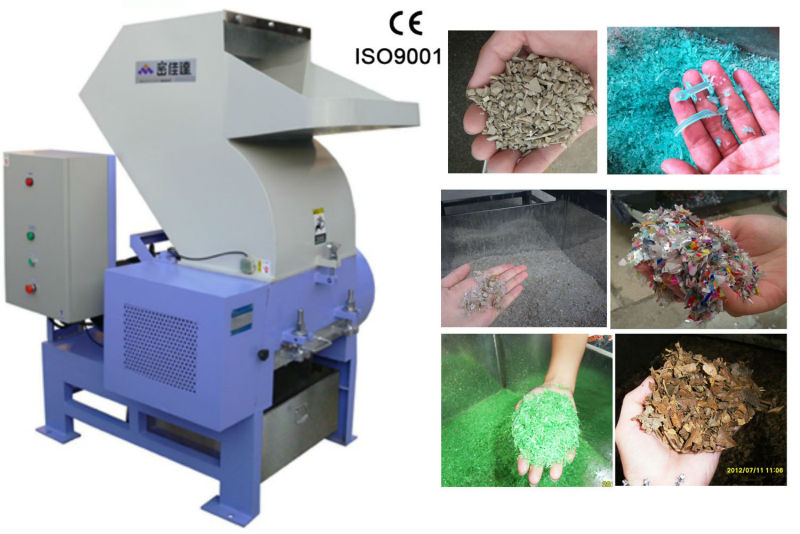 PP/PE/LDPE/HDPE Waste Plastic shredder grinder crusher Machine for sale