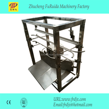 agricultural equipment for chicken head cutting machine/chicken slaughterhouse