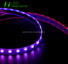 led jump rope with chasing lighting effect for backlight