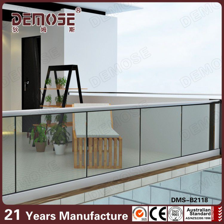 Cheap balustrade railing systems
