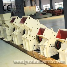 Good Quality PC 400 x 300 hammer crusher price for 3-5 tph stone crushing plant Chile
