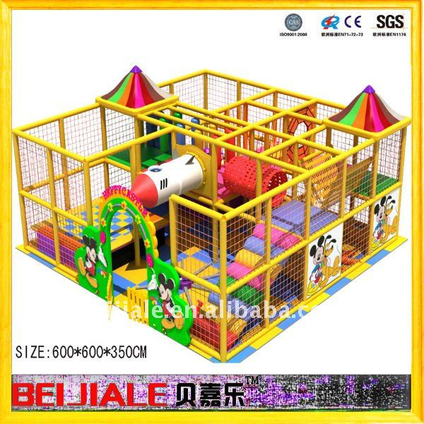 children indoor playground equipment IN018