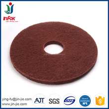 Super Cleaning Scrubbing Floor Pad with Diameter 16
