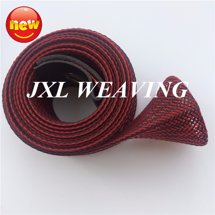 Top quality flexible insulation plastic rod sleeves