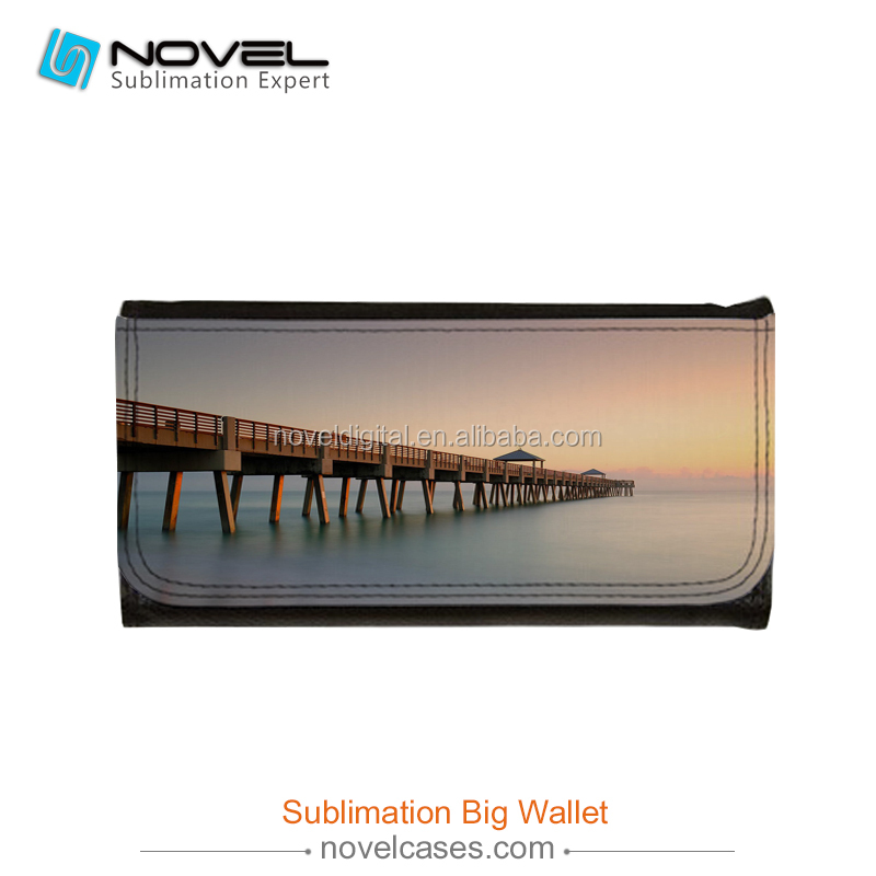 Folding double layer Sublimation Big <strong>Wallet</strong>