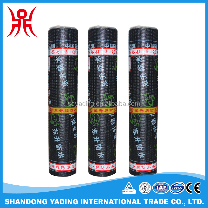 Good quality SBS bitumen emulsion waterproofing membrane for roof