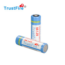 AAA/AA 1.2V smallest battery 500 cycle times NIMH rechargeable batteries trustfire brand or customize logo