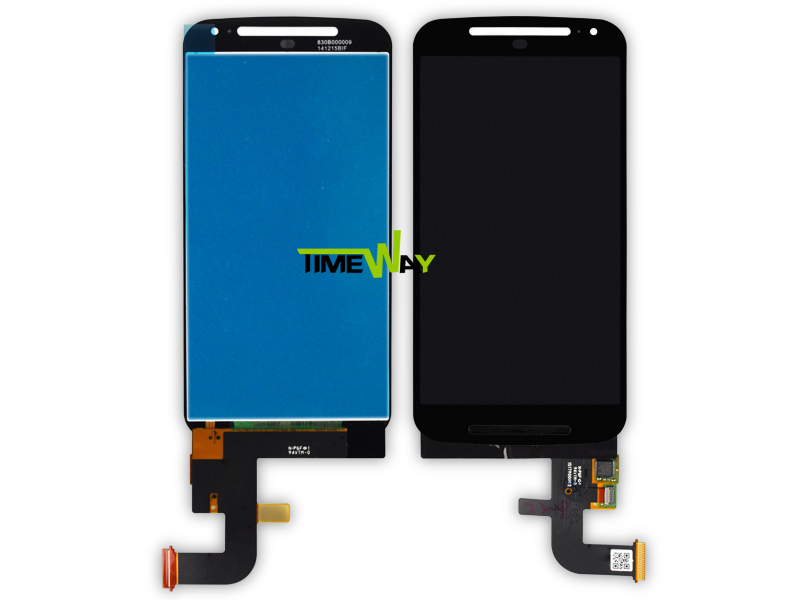 wholesale Cheap price for motorola moto g2 lcd display touch screen digitizer(without frame)