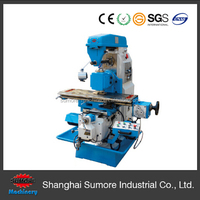 Heavy duty turret mill machine SP2245 from China