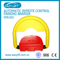 Waterproof remote control automatic parking barrier parking lot lock
