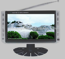 2013 best price 7 inch tft lcd car monitor, stand alone dashboard