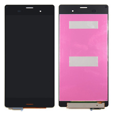 Mobile phone screen replacement for sony xperia z3 verizon lcd digitizer screen assembly