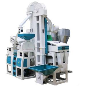 Factory price combined rice milling machine / Processing Plant Utility-Type Rice processing line machine
