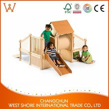 Hot Selling Food Grade teaching aids for children solid wood cafe kid furniture Of New Structure
