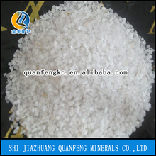 China quartz silica sand price