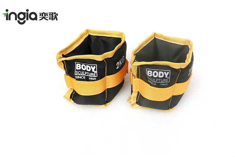 Exercise Fitness Adjustable Wholesale Weight Sandbags Neoprene Ankle Sandbag