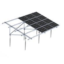 Warehouse Direct Sale 1MW Solar Mounting System Solar Power Plant