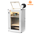 High quality 3d printer machine at 0.05mm thickness, Metal body MINGDA 3d printer of high stability