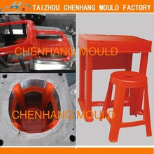 Plastic chair and table mold making