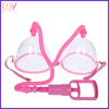New design sex products female vibrator breast enlargement pump