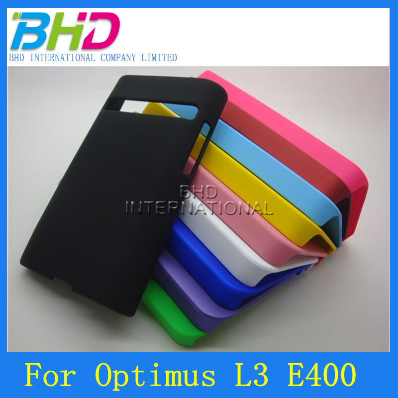 For LG Optimus L3 E400 hard case