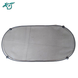 Newest rear car hanging accessories for windows windshield shade